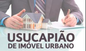 Usucapião urbano também se aplica a apartamentos!